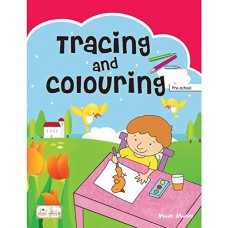 Tracing and Colouring Pre-school