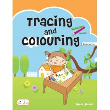 Tracing and Colouring Kindergarten