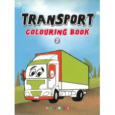 Transport Colouring Book 2