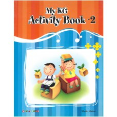 My KG Activity Book - 2