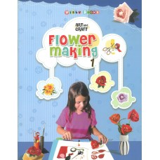 Art and Craft Flower Making 1
