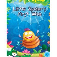 Little Spider's First Web