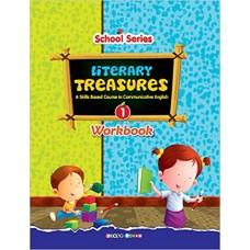 Literary Treasures Work Book -1