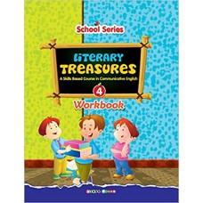 Literary Treasures Work Book -4