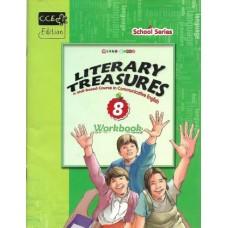 Literary Treasure Workbook-8