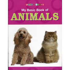 My Basic Book of Animals