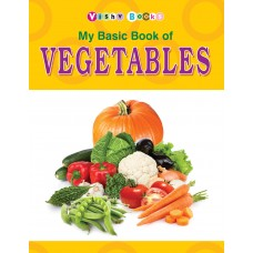 My Basic Book of Vegetables