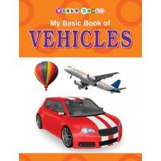 My Basic Book of Vehicles