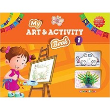 My Art & Activity Book 1