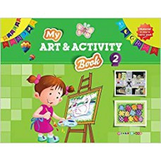 My Art & Activity Book 2