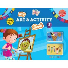 My Art & Activity Book 3