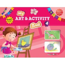 My Art & Activity Book 4
