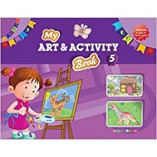 My Art & Activity Book 5