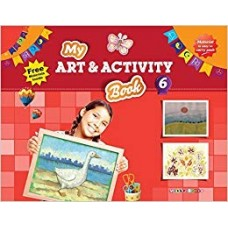 My Art & Activity Book 6
