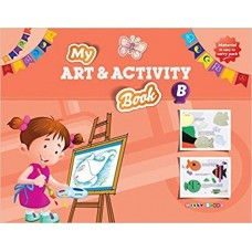 My Art & Activity Book 8