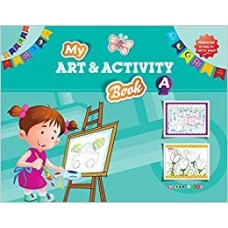 My Art & Activity Book A
