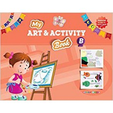 My Art & Activity Book B