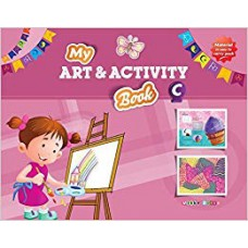 My Art & Activity Book C