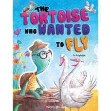 The Tortoise Who Wanted To Fly