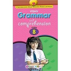 Vishv Grammar and Comprehension - 8