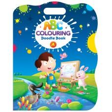 ABC Colouring Doodle Book A