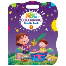 ABC Colouring Doodle Book B