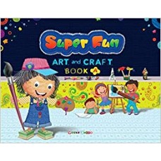 Super Fun Art and Craft Book-A