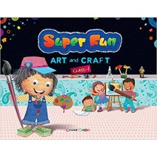 Super Fun Art and Craft Book-1