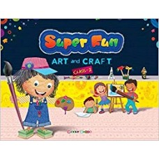 Super Fun Art and Craft Book-2