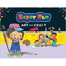 Super Fun Art and Craft Book-3