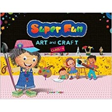 Super Fun Art and Craft Book-4