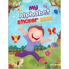 My Alphabet Sticker Book