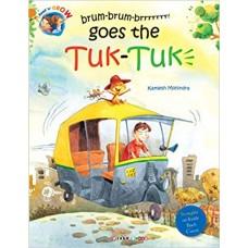 Brum-Brum-Brrr...Goes The Tuk-Tuk