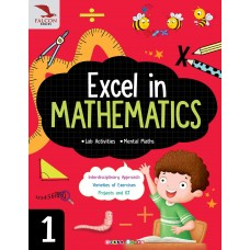 Excel in Mathematics - 1