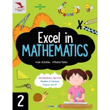 Excel in Mathematics - 2