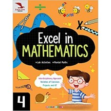 Excel in Mathematics - 4