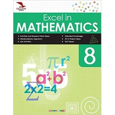 Excel in Mathematics - 8