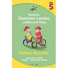 Misha and Shaan (Outdoor Activities)-5