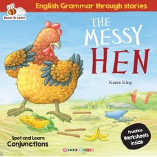The Messy Hen