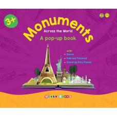 Monuments a Pop-Up Playmat