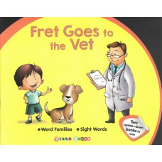 Fun Phonic Stories Fret Goes to the Vet Sound-e