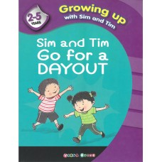 Sim and Tim Go for a DayOut