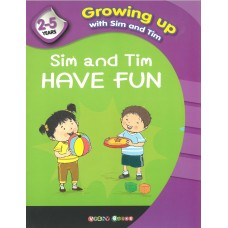 Sim and Tim Have Fun