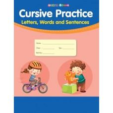 Cursive Practice Letters, Words and Sentences