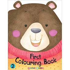First Colouring Book 2