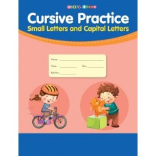 Cursive Practice Small Letters and Capital Letters