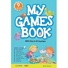 My Games Book