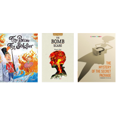The Bomb Scare and other Two Story Books