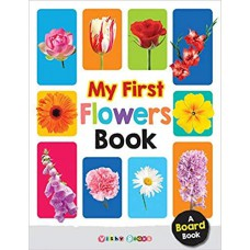 My First Flowers Book