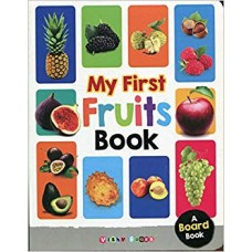 My First Fruits Book